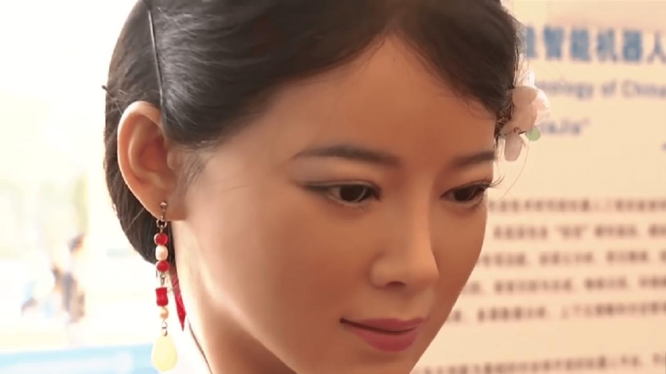 В Пекине продемонстрировали новых человекоподобных роботов