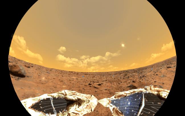 Попасть на марс