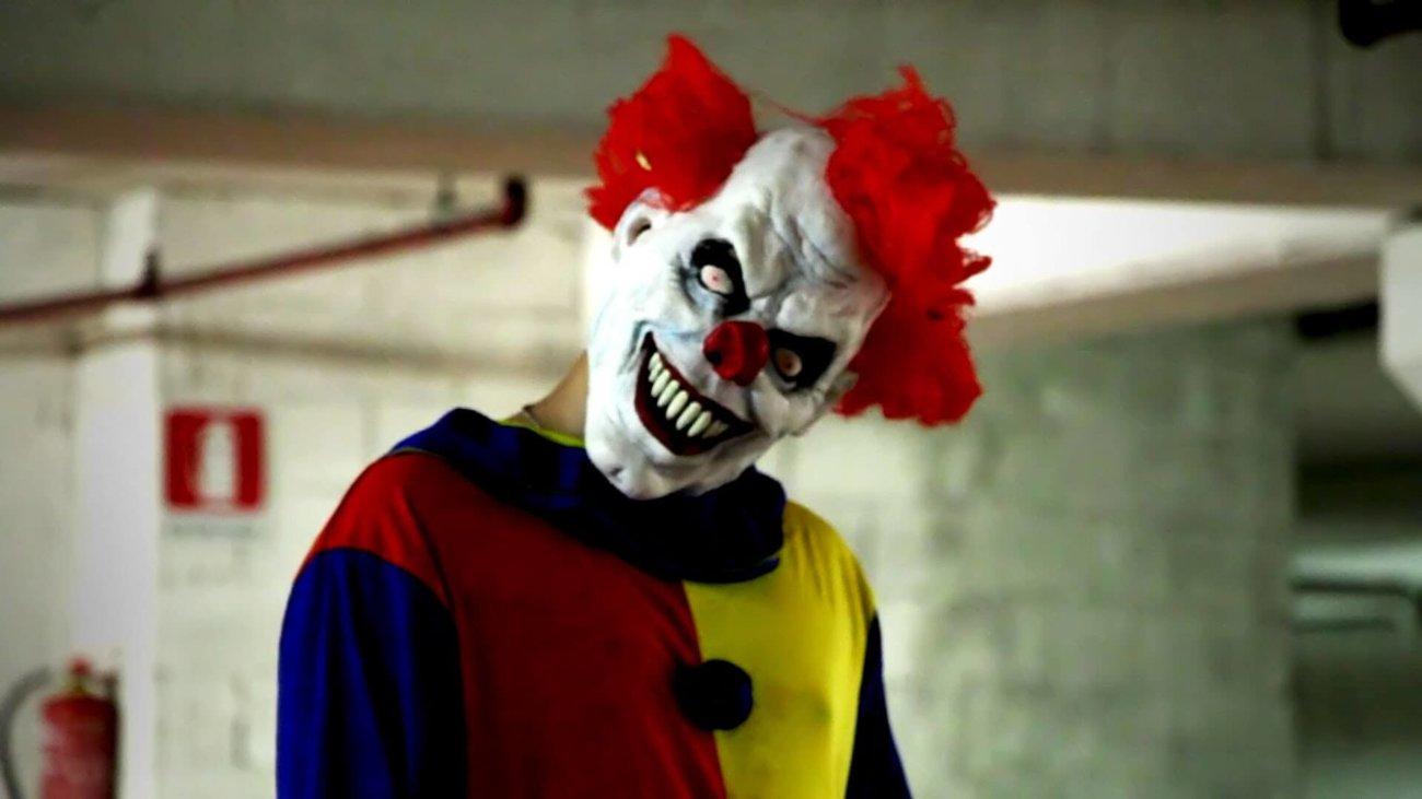 Почему нас пугают клоуны?