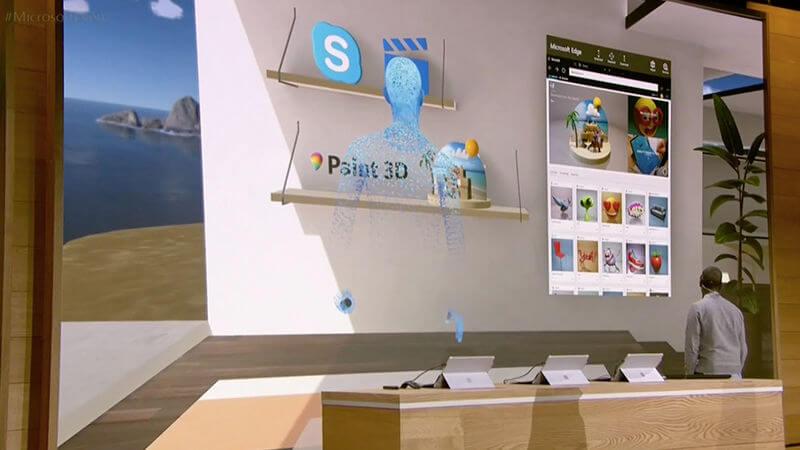 Корпорация Microsoft включилась в VR-гонку
