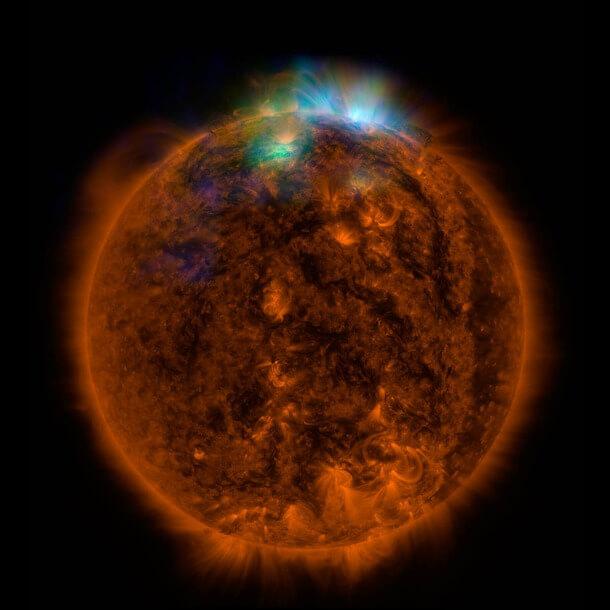«Планета икс» оказалась виновата в«шатании» оси Солнца— Планетолог