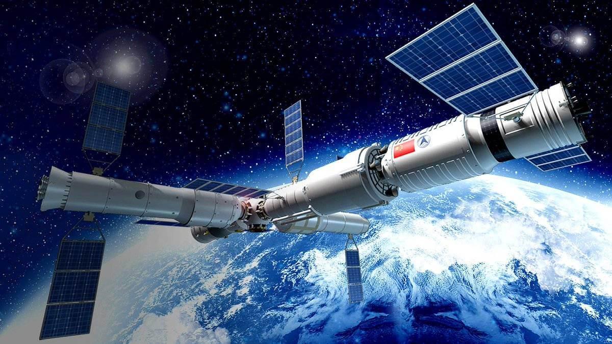 Китай планирует  отправить в космос робота