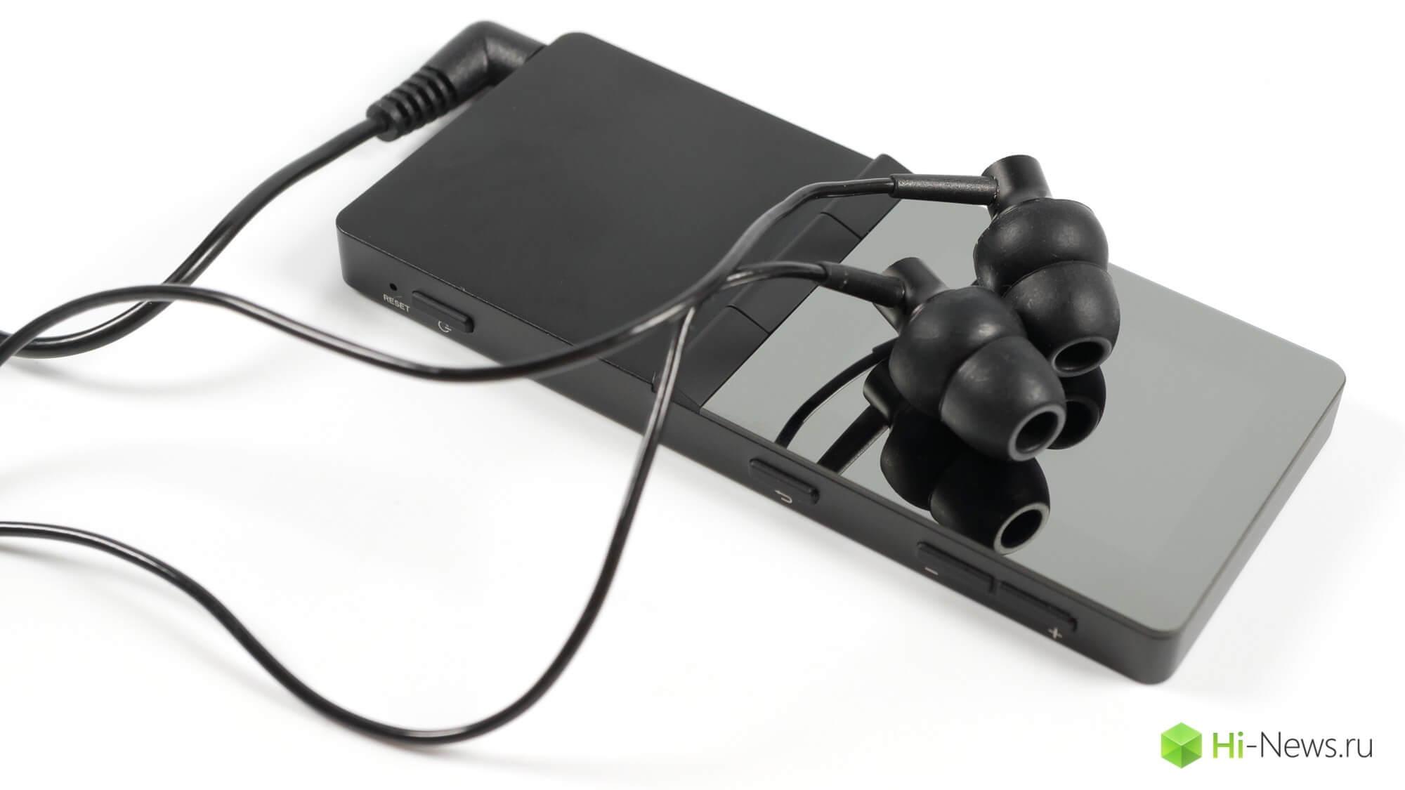 Обзор плеера HiFiMan SuperMini — батарейки входят в комплект