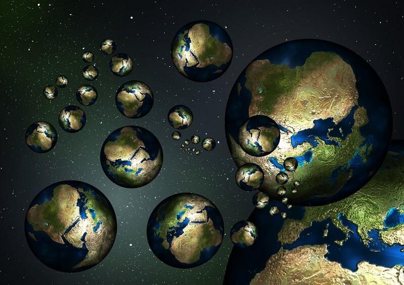 Существует ли другая копия вас в параллельной Вселенной?