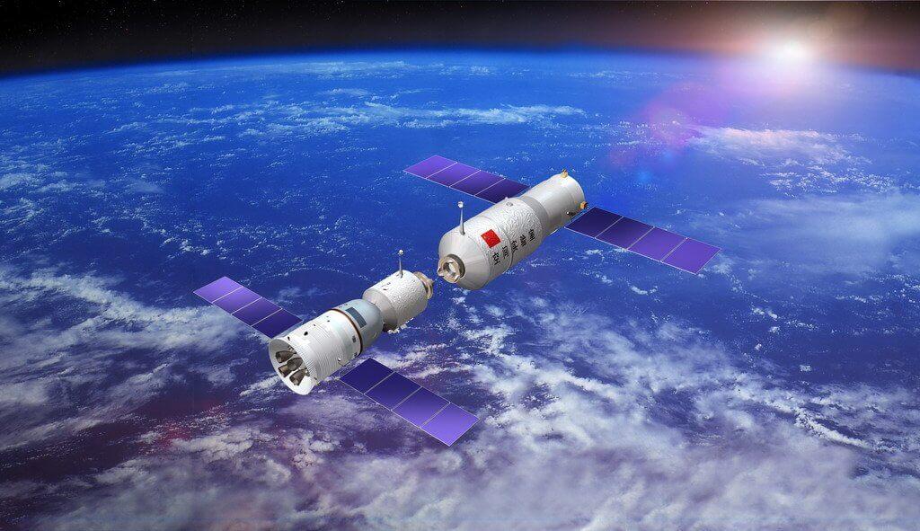 Китай запустит первый грузовой космический корабль в 2017 году