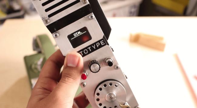Самодельный телефон с дисковым номеронабирателем (+ видео)