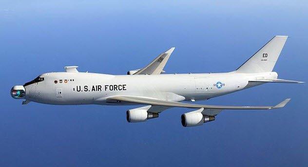yal-1-airborne-laser