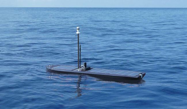 В США разработаны роботы, выслеживающие вражеские подводные лодки
