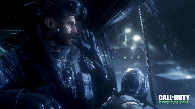 Обзор игры Call of Duty: Infinite Warfare