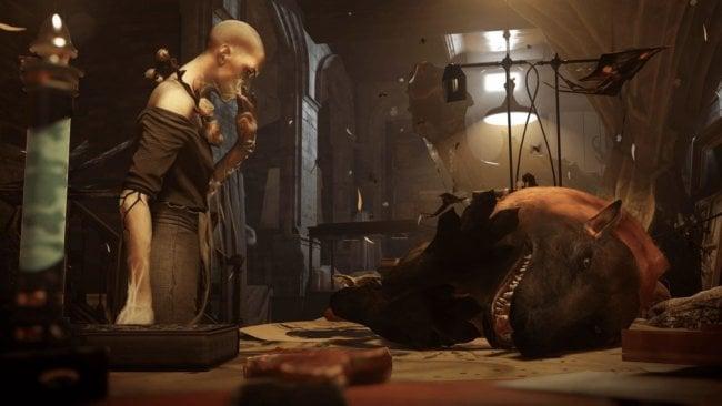 скачать игру dishonored 2 через торрент с русской озвучкой