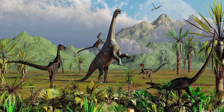 археологи обнаружили австралии вид гигантских травоядных динозавров