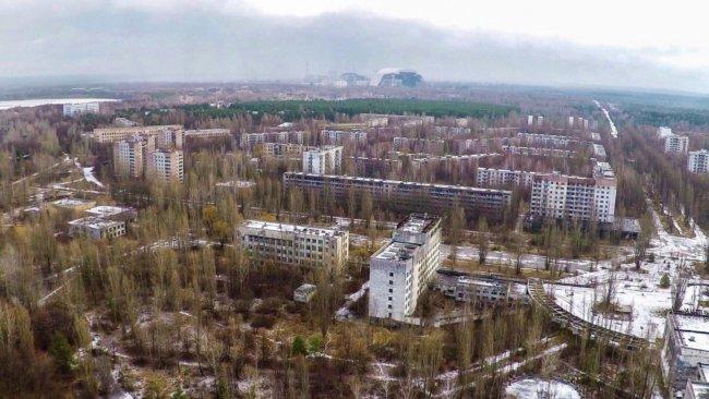 Китайцы хотят построить солнечную электростанцию в Чернобыле