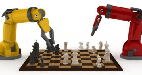 Четыре типа искусственного интеллекта: от реактивных роботов до сознательных существ   Hi-News.ru