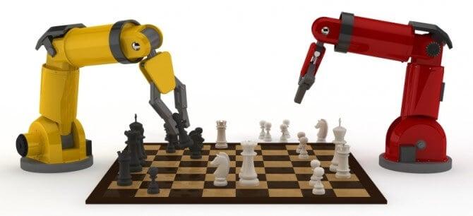 Четыре типа искусственного интеллекта: от реактивных роботов до сознательных существ