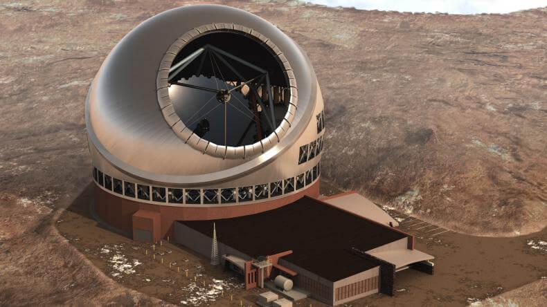 Строительство крупнейшего в мире телескопа могут перенести в другое место