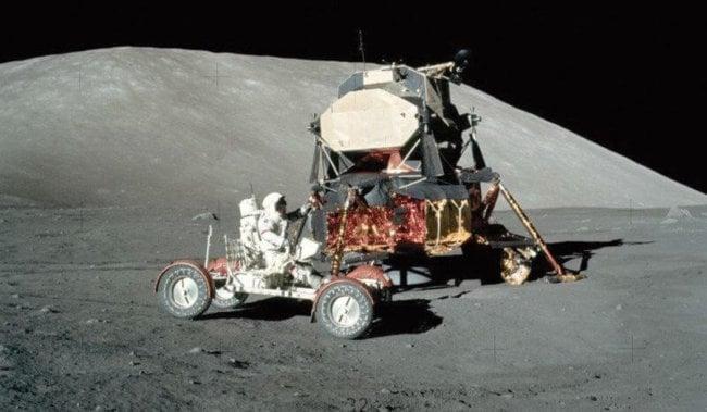 Частная компания навестит место прилунения астронавтов Апполона-17