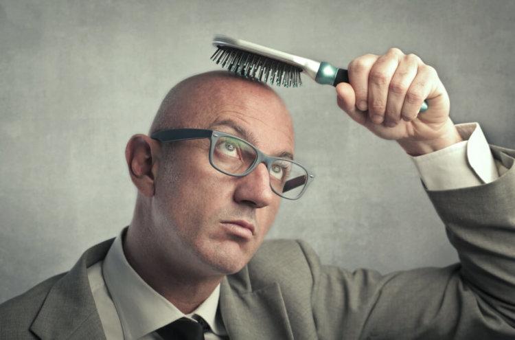 Пациентам с облысением вернули волосы с помощью препарата от ревматоидного артрита