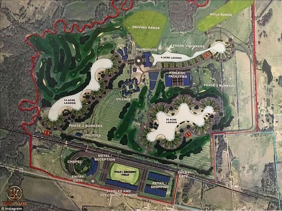 Убежище за 300 млн долларов: подготовка к апокалипсису по-техасски (2 фото)