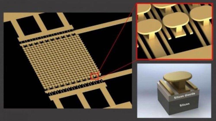 Cоздано первое устройство без использования полупроводниковых материалов