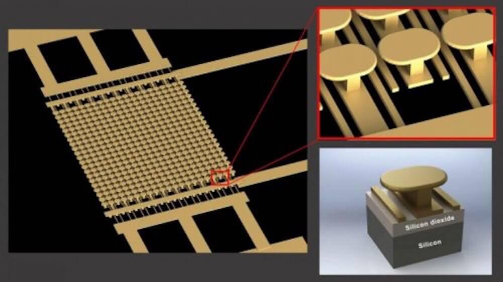 Создано первое устройство без использования полупроводниковых материалов