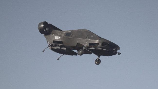 Такси-робот совершило свой первый автономный полёт