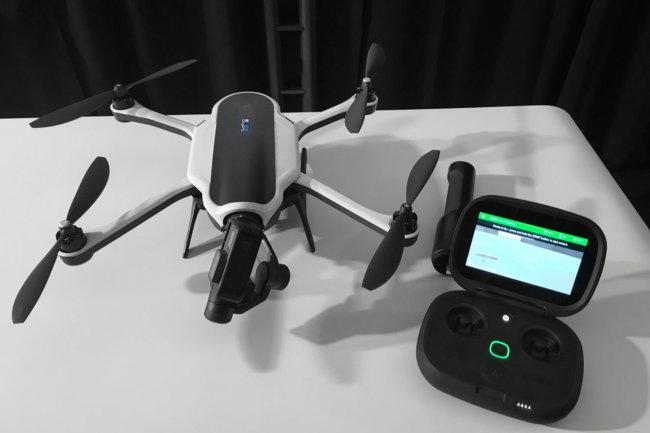 GoPro отзывает все проданные беспилотники Karma