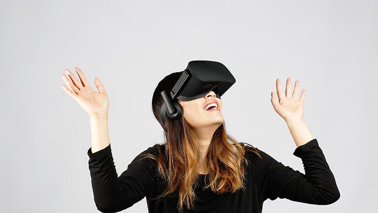 Зачем нужны реальные вещи, когда у вас есть VR-гарнитура?