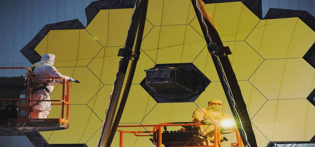 В NASA завершили сборку самого большого космического телескопа