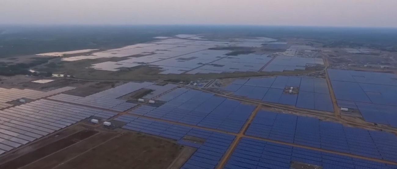 В Индии завершилось строительство электростанции