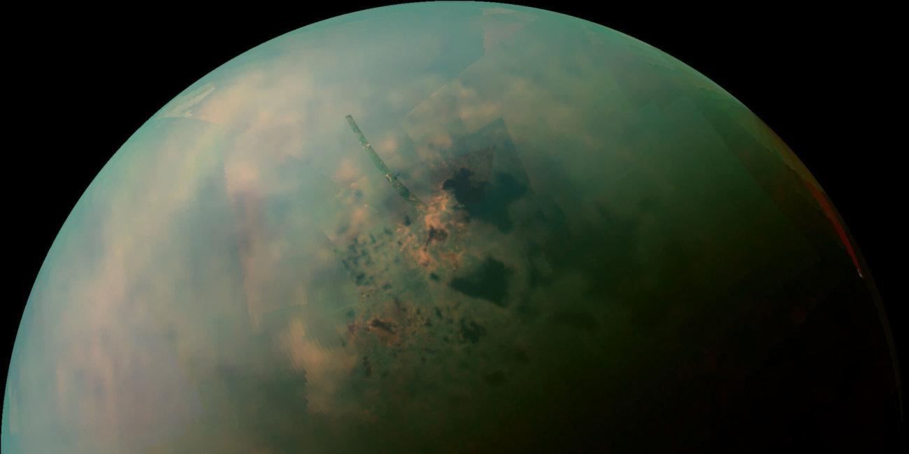 Колонизация Титана?