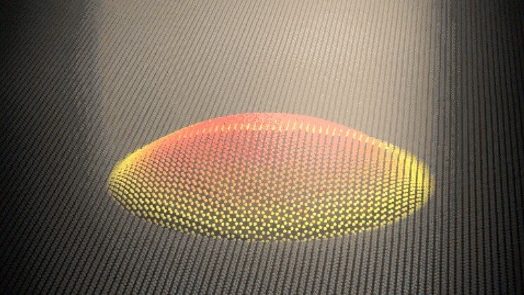 Голландские ученые создали цветные «физические пиксели» из графена
