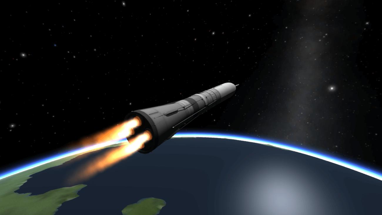 Представлен проект российской сверхтяжелой ракеты для пилотируемых полетов на Луну