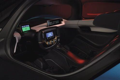 Компания NextEV представила самый быстрый в мире электромобиль