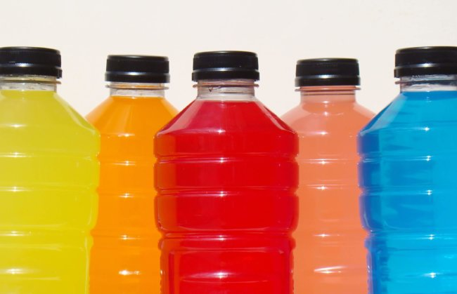 Вы купились на миф о спортивных напитках
