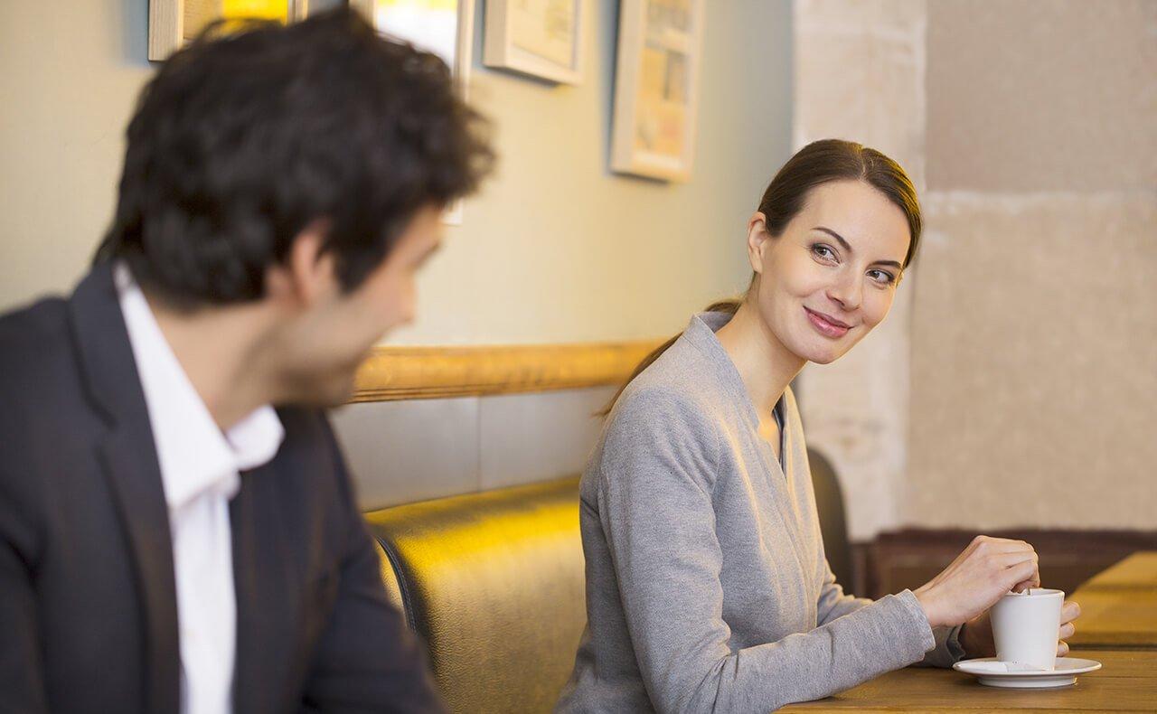 О чём думает человек во время разговора с вами?