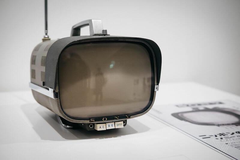 #галерея | «Это Sony»: 70 лет истории и продуктов знаменитой японской компании