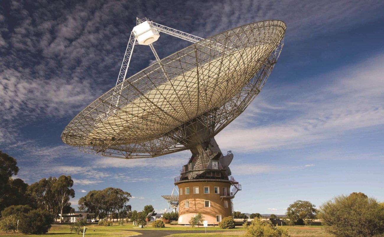 Радиотелескоп охотится за разумом