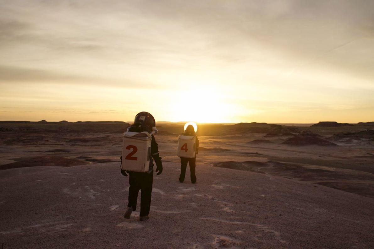 Восемь удивительных мест, в которых вы можете посетить «Марс» на Земле (6 фото)