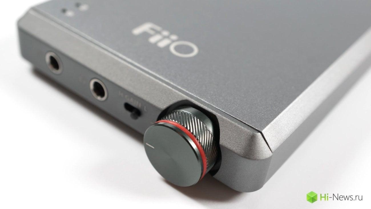 Обзор портативного усилителя для наушников Fiio A5