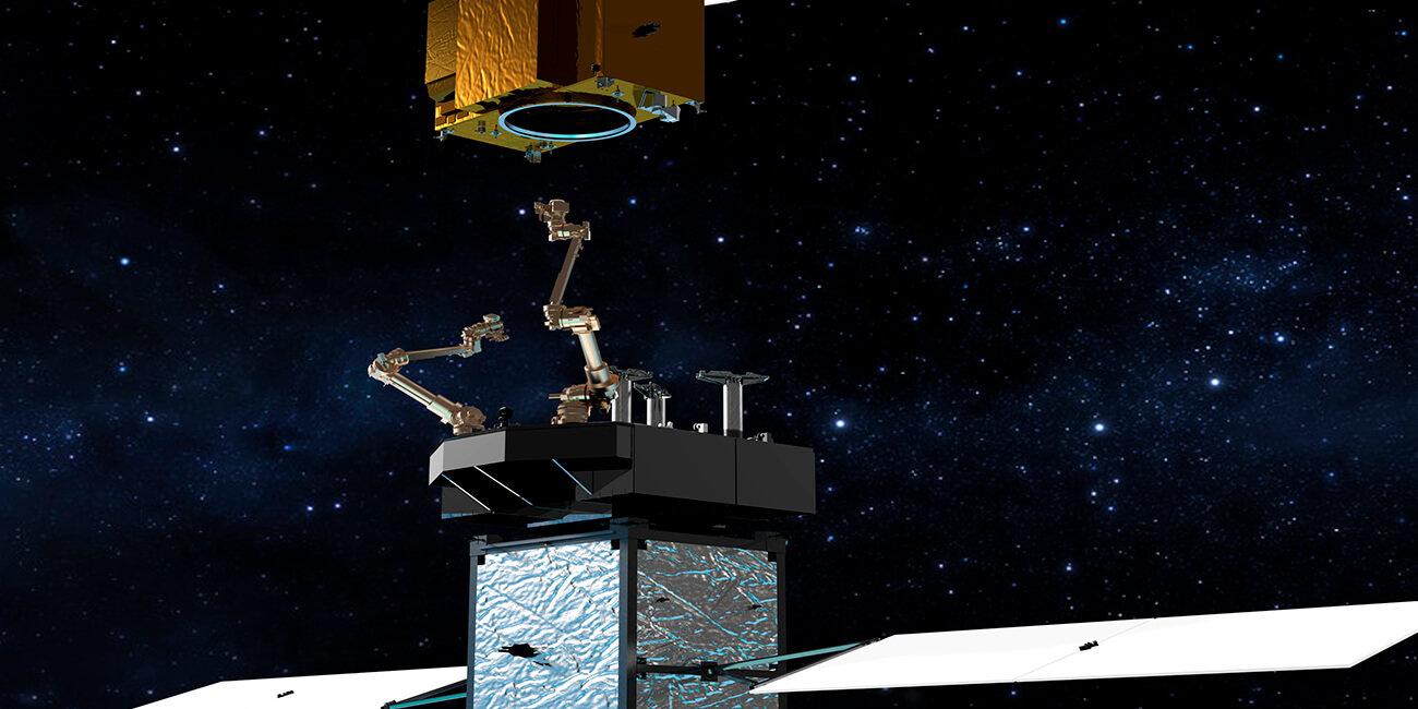 Космическое агентство NASA заказало робота-монтёра для спутников