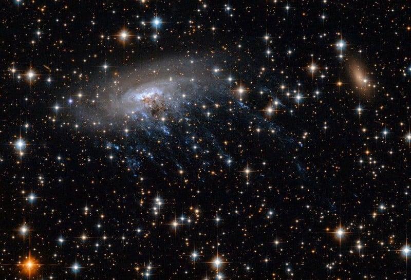 Как изменилась Вселенная?