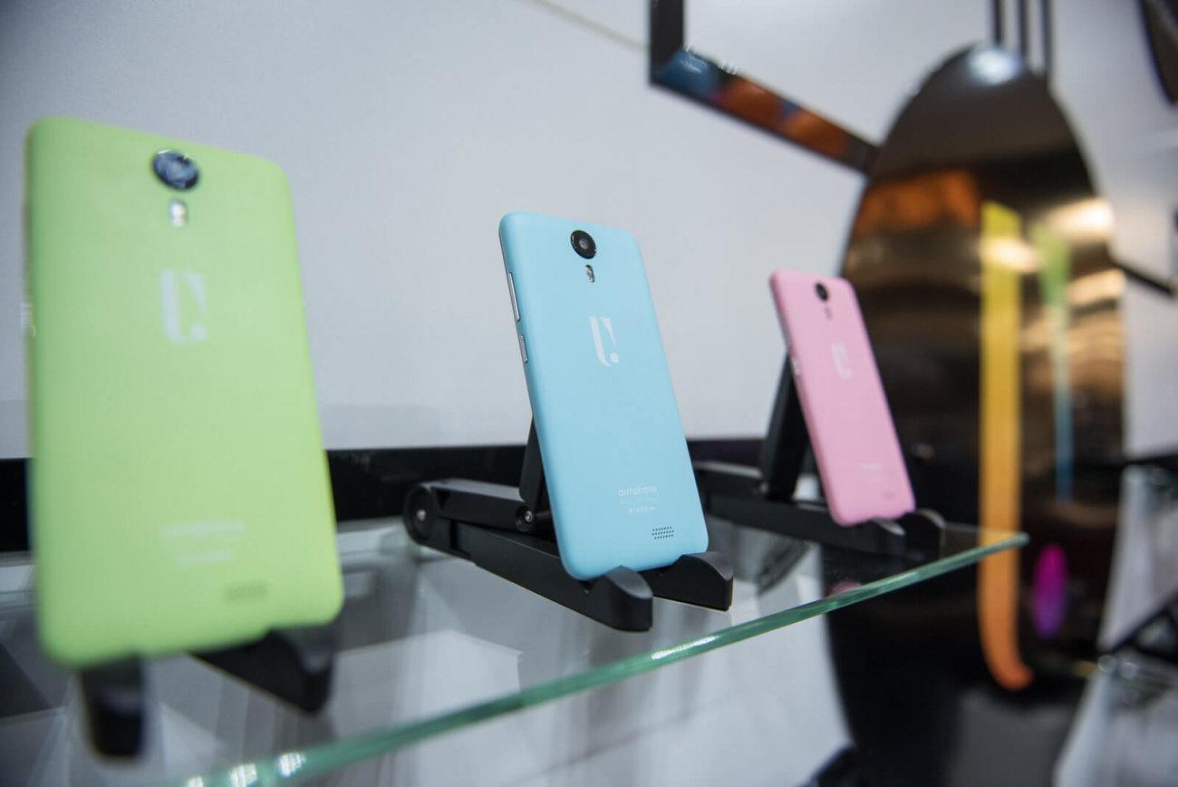 В России начались продажи армянского смартфона ArmPhone