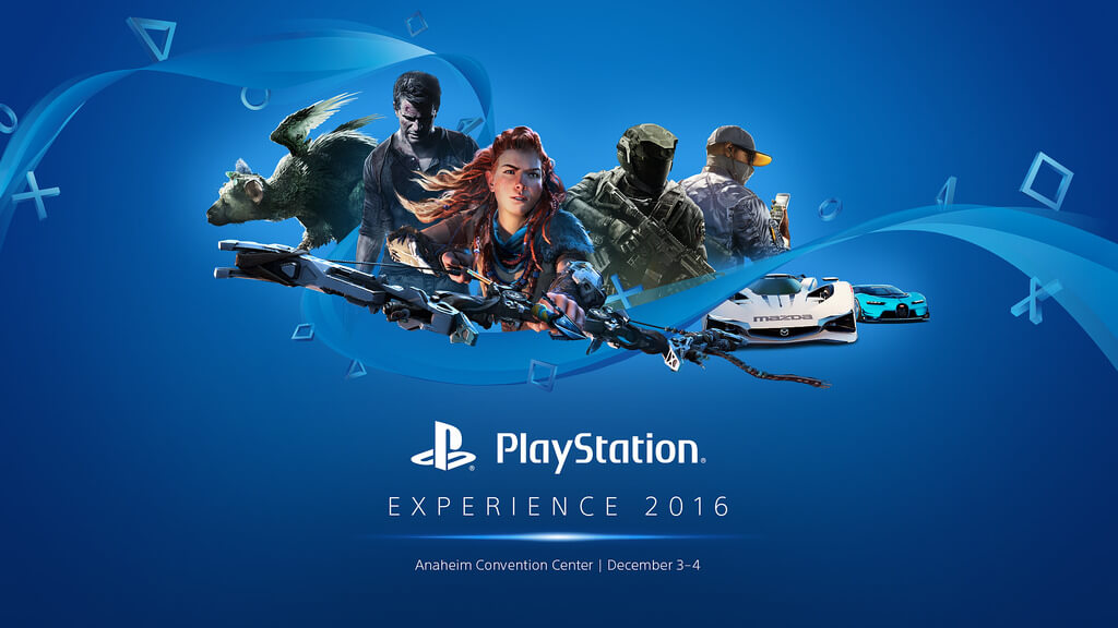 PLAYSTATION EXPERIENCE 2016: итоги конференции