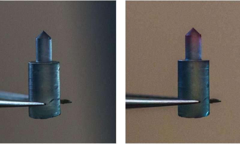 На основе шелка создан материал с программируемыми свойствами (2 фото)