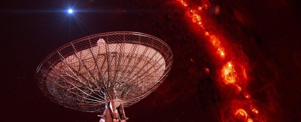 Астрономы поймали еще 6 странных радиосигналов