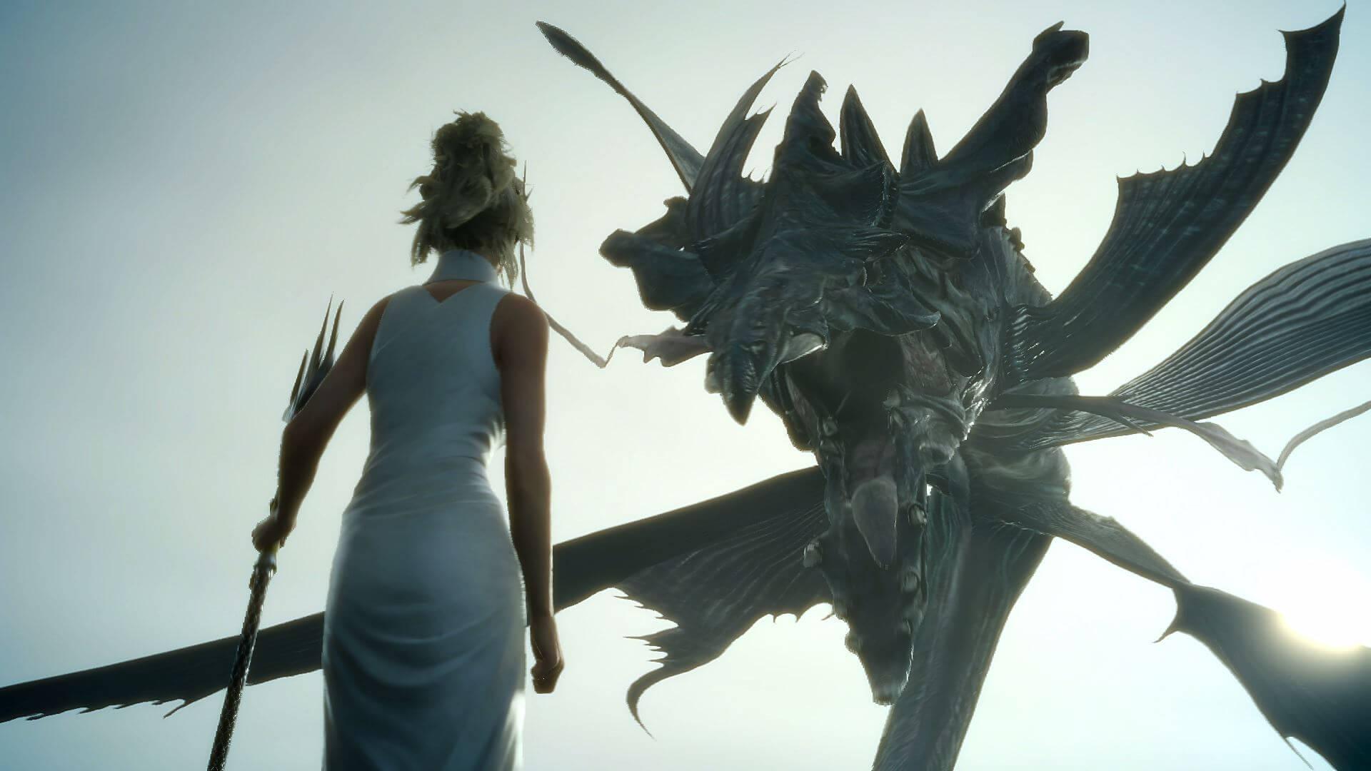 Final fantasy 15 demo ending a marriage