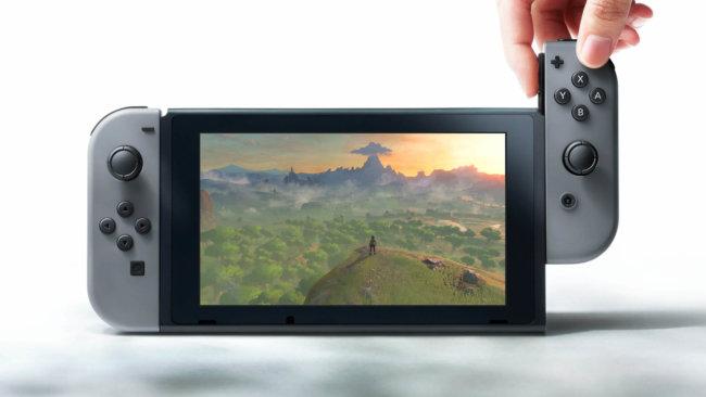 Консоль Nintendo Switch впервые показали «живьём» в шоу Джимми Фэллона