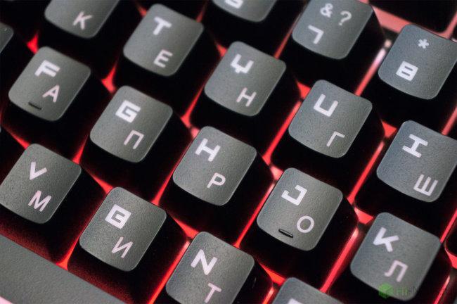 Red Square Tesla RGB - игровая клавиатура с RGB подсветкой ...