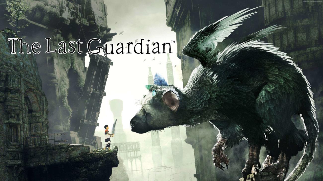 Представлена игра THE LAST GUARDIAN