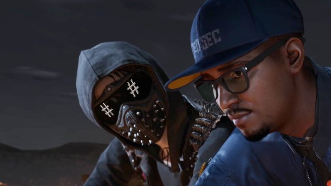 Watch Dogs Josh Skull
